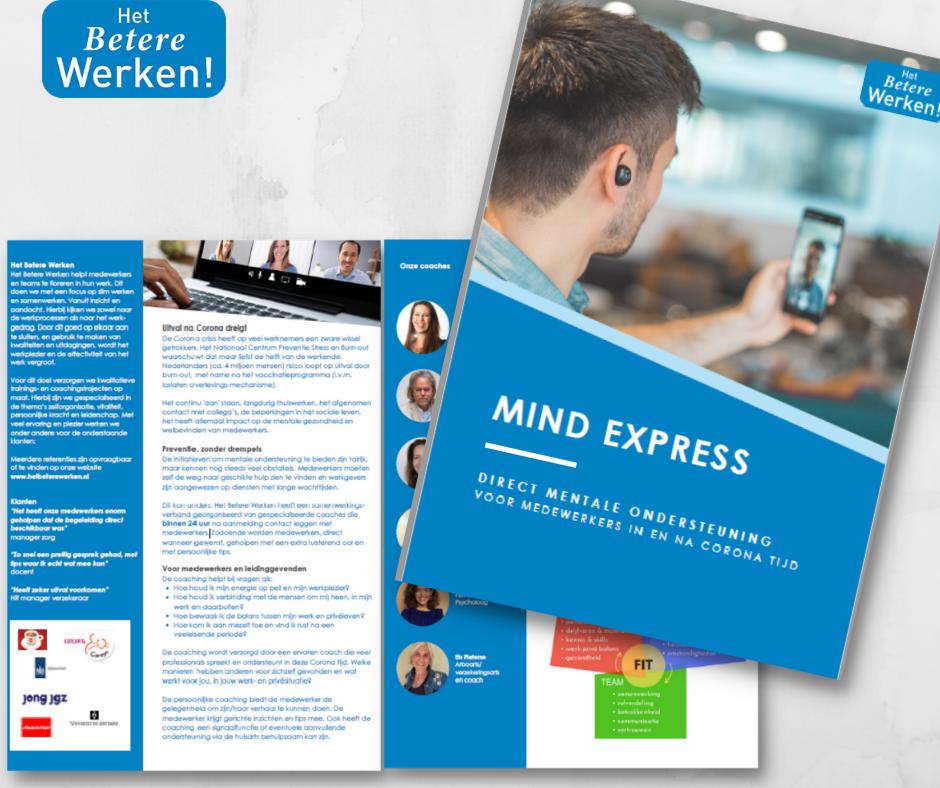 Brochure Mind Express